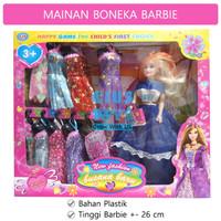 Mainan Anak Boneka Busana Baru No.B742