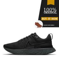 CT2357-003 Sepatu Running Nike React Infinity Run Flyknit 2 - Black