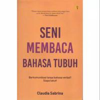 buku seni membaca bahasa tubuh By Claudia Sabrina