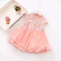 cheongsam Dress bayi   Dress pesta bayi   gaun bayi