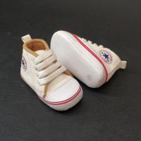 Prewalker Sepatu Bayi laki laki perempuan 2-15 bulan putih gading