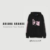 hoodie h&m ariana grande