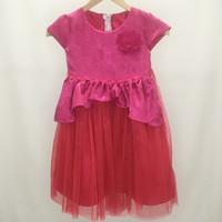 Baju pesta anak / dress pesta anak perempuan Usia 2 - 10 Tahun LM33