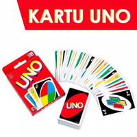 Kartu Uno Polos Uno Card