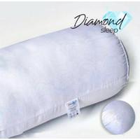 Guling Hotel Diamond Emboss Bulu Angsa Sintetis!!!