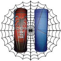 masker bandana pengendara motor multifungsi non jahit gambar spiderman