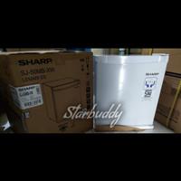 Kulkas MINI Portable SHARP SJ-50MB-XW - Khusus GRAB/GOJEK