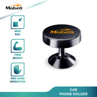 Mobeo New Phone Holder Magnet Dudukan Magnet HP Model AC Mobil / Stand - Stand