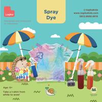 Mainan Edukasi Anak - Spray Dye