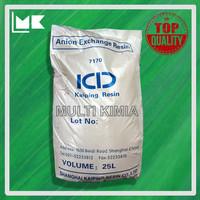 Resin Anion / Ion Exchange Resin 1kg (Alkali)
