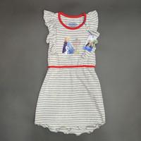 Disney Original Frozen Dress Baju Anak Perempuan Pakaian 15050118