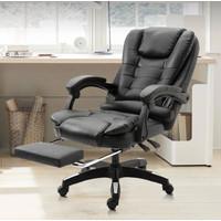 High Back Recliner Ergonomic Executive Office Chair / Kursi Kantor