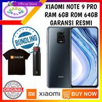 XiaoMi Redmi Note 9 Pro 6/64 RAM 6GB ROM 64GB GARANSI RESMI