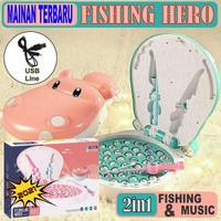 Mainan Anak / Pancing Ikan Anak Anak / Mainan Pancing Ikan / Mainan