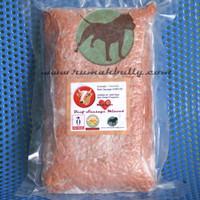 MeatLover Sosis Sapi Giling /Dog Food/CatFood/Rawfood/Makanan Anjing