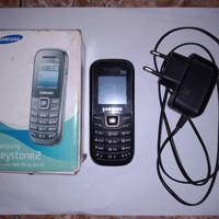 Samsung Keystone 2 - Minus
