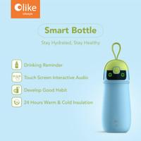 Olike Smart Bottle - Baby Blue