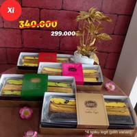 Paket Promo Hemat Kue Lapis Surabaya/Legit (2in1) Premium Enak