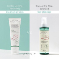 AXIS-Y Quinoa One Step Balanced Gel Cleanser 180ml / ETC