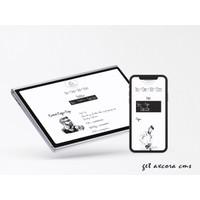 Website cafe coffe shop + aplikasi kasir penjualan ready online