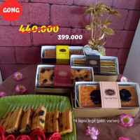 Paket Promo Imlek Kue Lapis Legit Surabaya Premium Enak Murah