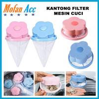 Kantong Filter Mesin Cuci LAUNDRY BAG MESH Alat Penyaring Kotoran Baju