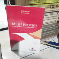 buku bahasa indonesia by zaenal arifin