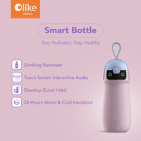 Olike Smart Bottle - Candy Pink
