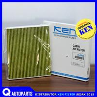 KEN Filter AC Datsun Go / Go+. Tipe High Grade Carbon Active
