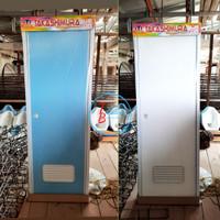 Pintu Kamar Mandi / Pintu PVC (Warna) merek Takashimura