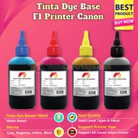 Tinta Refill F1 Printer Canon IP2770 MG2570 MP287 G1000 G2000 G3000