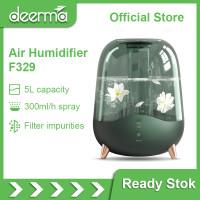 Deerma Air Humidifier F329 5L Aroma Diffuser Ultrasonic Mist Humidifie