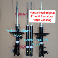 shockbreaker shock absorber honda freed depan belakang original