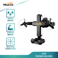 Mobeo Phone Holder Model Baling Baling AC Mobil