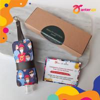 Anteraja x Sovlo - Sanitizer Holder