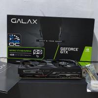 GALAX Geforce GTX 1650 SUPER 4GB DDR6 EX (1-Click OC)