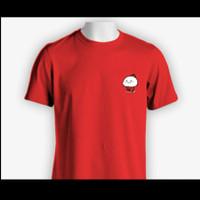 Kaos Baju Combed 3 Distro PENTOL imlek sincia polos custom anak dewasa