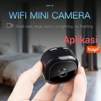 SPY CAMERA CCTV MINI WiFi WIRELESS KAMERA SPY WIDE ANGLE NIGHTVISION