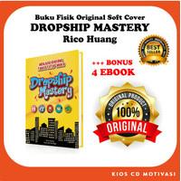 Buku Dropship Mastery | Rico Huang | Alona Store