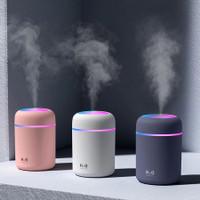 Humidifier Aroma Therapy Portable Uap Aromatherapy Oil Difusser Kado
