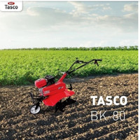 Cultivator TASCO BK80 / traktor mini / mesin bajak sawah