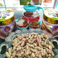 Kacang Tanah Kacang kulit sangrai goreng pasir 100gram enak