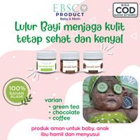 lulur badan Body Scrubs ibu hamil menyusui anak bayi natural mask
