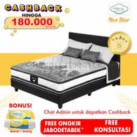 Comforta Set Kasur Spring Bed Super Star / Neo Star 180 x 200