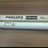 PHILIPS LAMPU TL-D 36W PUTIH 36WATT