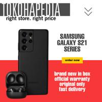 Samsung Galaxy S21 Ultra 256 GB / 512 GB Black Silver Resmi Indonesia
