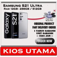 Samsung Galaxy S21 Ultra 12GB/256GB/512GB Ultra Phantom Black Silver