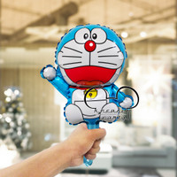 Balon Foil Doraemon Mini / Balon Karakter Doraemon / Balon Doraemon