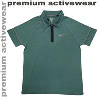 Kaos Kerah Polo Shirt Lengan Pendek Sport Olahraga 292HJ DriFit Import