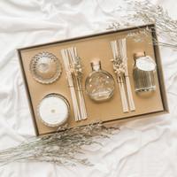 N) Lilin Aromaterapi & Fragrance Reed Diffuser Custom & Regular